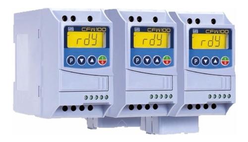 Variador de Velocidad CFW100 WEG
