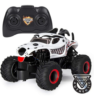 Monster Jam Auto A Radio Control 1:24 Megalodon O Dalmatian