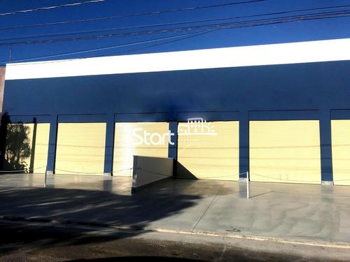 Salão Para Aluguel Em Jardim Santana - Sl006722