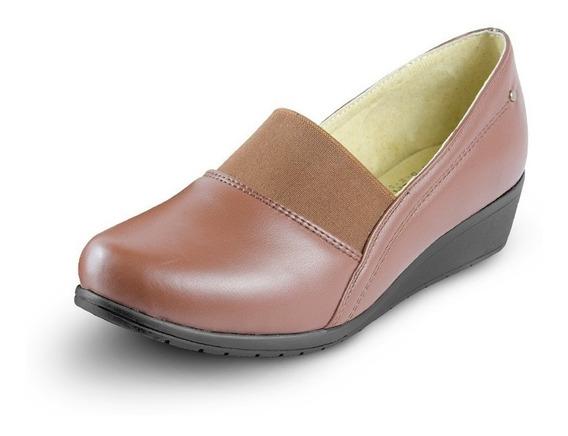 Zapato Dama Diabetes, Espolón, Comodem Ld930m