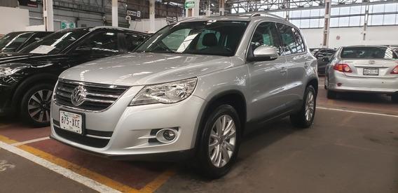 Volkswagen Tiguan 2.0 Track&fun Tipt Climat Qc Piel At 2010