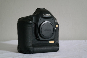 Câmera Canon Eos 1ds Mk Iii (não Liga)