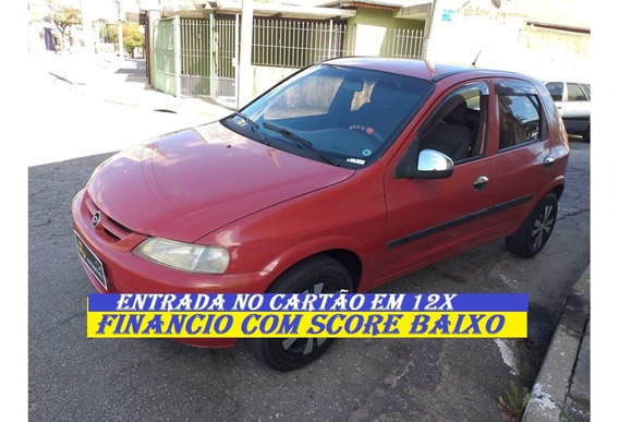 Gm Celta 2004 Financio Sem Score