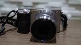 Sony A6000+ Lente Kit + 2 Baterias