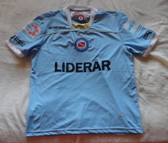 Argentinos Juniors Celeste Marca Olympikus, Talle S