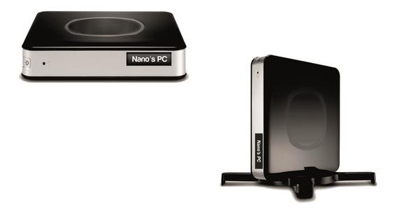 Cpu Nano Tob Compact Dual Core 2ghz 4gb 120gb Ssd Wifi Hdmi