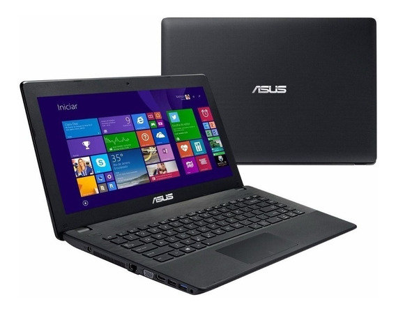 Notebook Asus X451ca Dual Core 4gb 500gb Windows 14