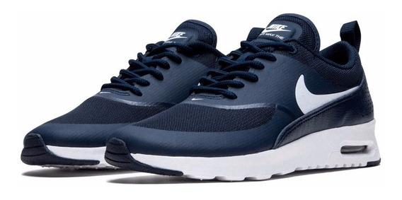 Tenis Nike Air Max Thea Marino 599409-422 Look Trendy