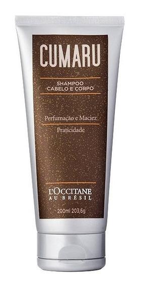 Shampoo Cabelo E Corpo Cumaru 200ml L