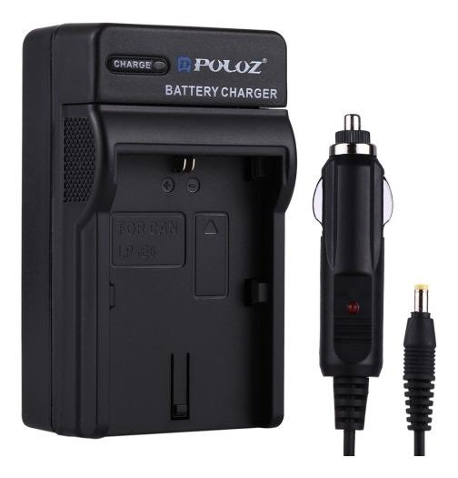 Puluz Camara Digital Cargador Bateria Vehiculo Para C1p0