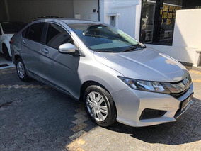 Honda City 1.5 Dx 16v Flex 4p Automatico