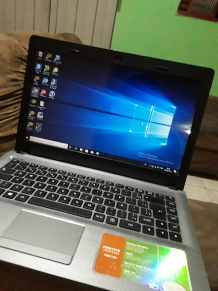 Vendo Notebook Positivo Core I3 Muito Bem Conservado
