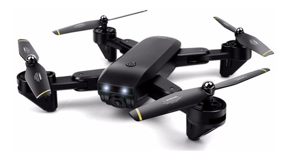 Drone Plegable Wifi Camara Hd 1080p Estable Funcion Sigueme