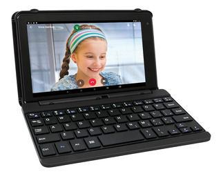 Tablet 7 Rca 2 En 1 Android 16gb 1gb C/ Teclado Desmontable