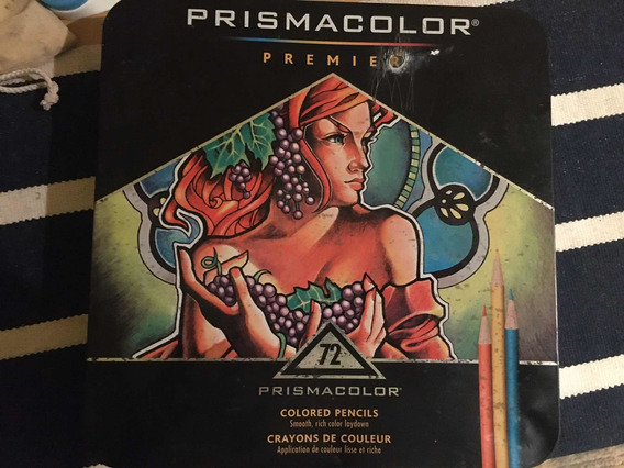 En Venta Lápices Prismacolor Premier X72