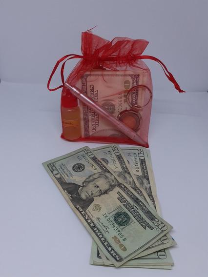 Cartera, Billetera, Poderoso Atrae Dinero