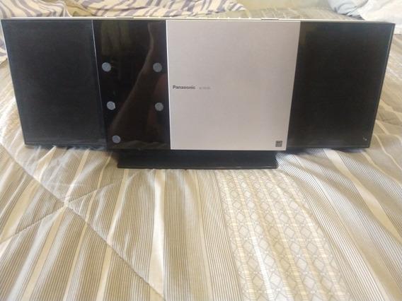 Caixa De Som Panasonic Sc-hc35