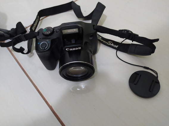 Câmera Fotográfica Canon Sx530 Hs
