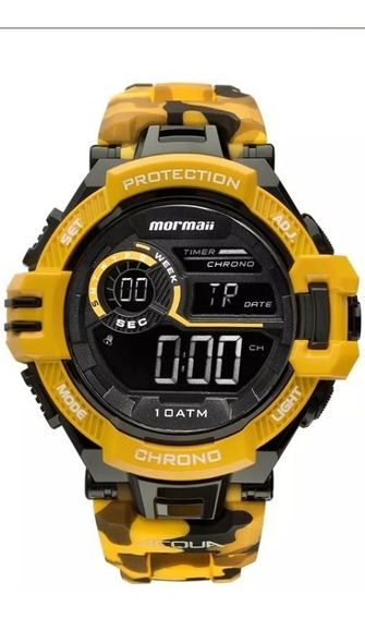 Relógio Masculino Mormaii Sport Digital Mo1134/8