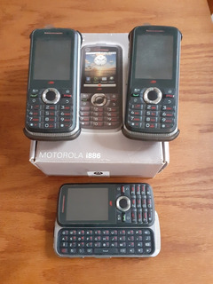 Celular Motorola I886 Nextel