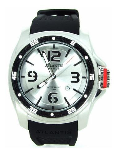 Relógio Masculino Prata Luxo Analogic Social Barato Esportiv