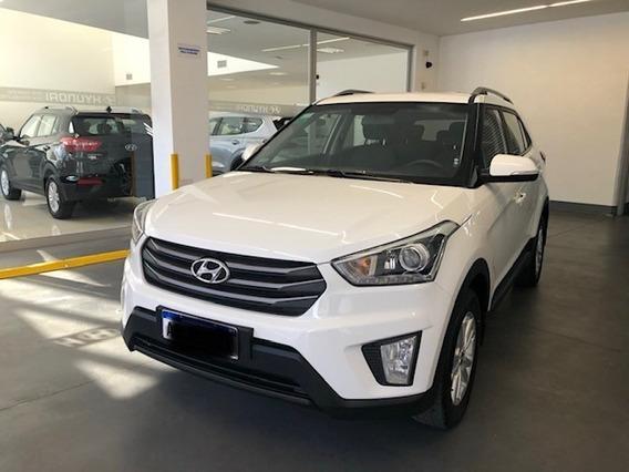 Hyundai Creta 1.6 Gl Connect Automática 2017 Impecable