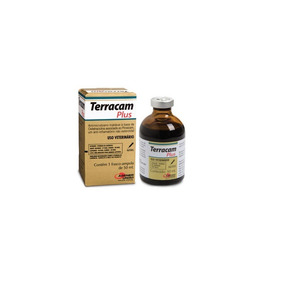 Terracam Plus - 50 Ml (oxitetraciclina + Piroxicam)
