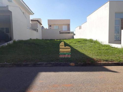 Terreno À Venda, 300 M² Por R$ 290.000 - Chácaras Reunidas São Jorge - Sorocaba/sp - Te0098