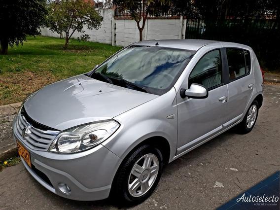 Renault Sandero Dynamique Mt 1.6 2011