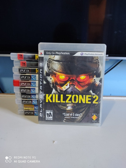 Killzone 2 5 Out Of 5 Start Para Ps3