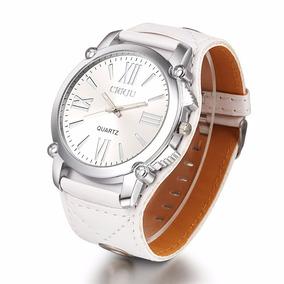 Relógios De Pulso Crrju Quartzo Feminino- Frete Grátis