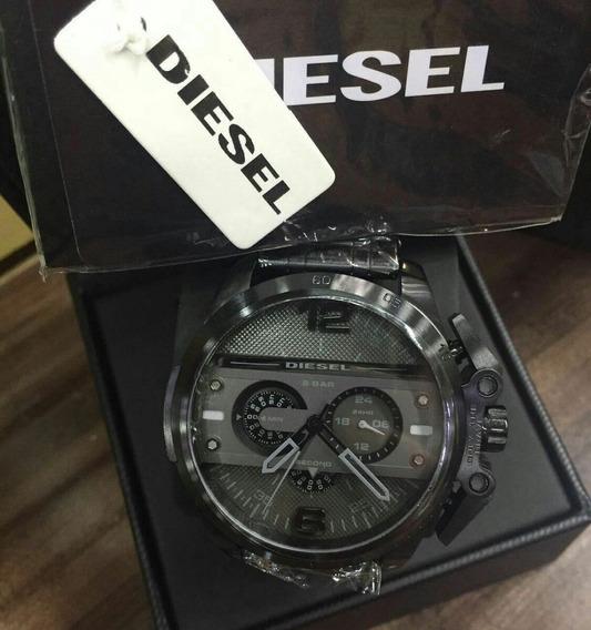 Relogio Diesel Black