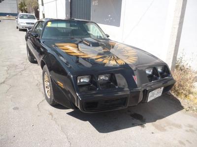 Pontiac Firebird Transam 1980( Bandido)