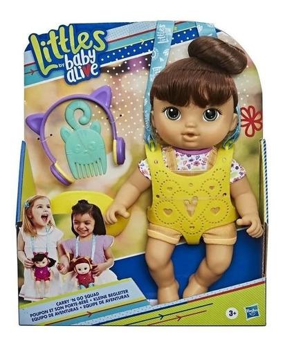 Imagem 1 de 3 de Baby Alive Equipe De Aventura Morena E6646 Hasbro