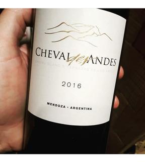Vino Cheval Des Andes 2016 99 Ptos James Juckling
