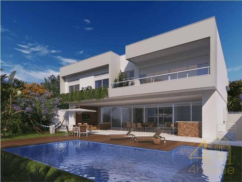 Hípica Max Garden Na Granja Julieta, Casa De Condomínio Em Construção Na Alameda Calicut, 72. 517 M², Jardim Privativo Com Piscina, 4 Suítes E 6 Vagas - Ca0526
