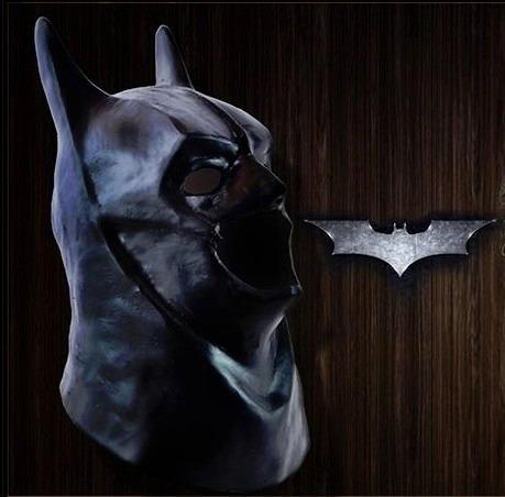 Mascara De Latex Las Mejores Del Pais - Batman