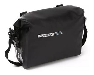 Bolso Delantero Bicicleta Roswheel Handle-bar Bag