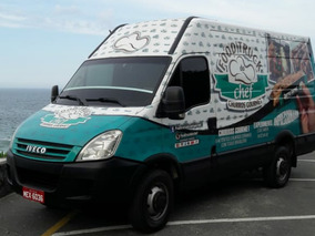 Food Truck Iveco Daily