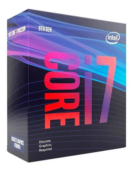 Processador Intel Core I7-9700f 12mb 3.0 - 4.7ghz Lga 1151