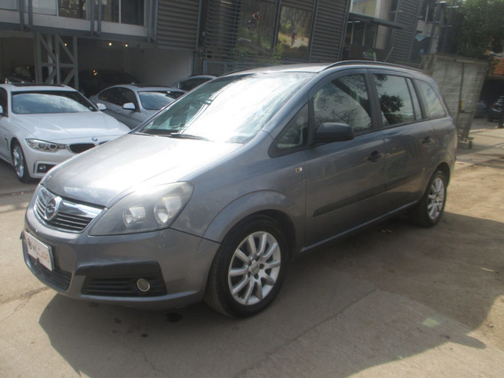 Chevrolet Zafira Essentia At Mc 1.8l M 2007