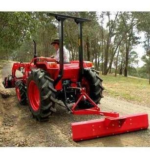 Pala Niveladora Tractor Agrícola 1.2 Mts Cuchilla Tecnodeliv