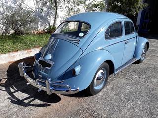 Volkswagen Fusca 1959 Alemão
