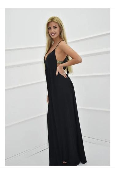 Maxi Vestido Elegante. Verano 2020. Hermoso!