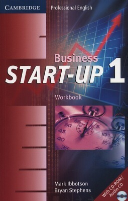 Business Start-up 1 - Workbook With Audio Cd And Cd-rom