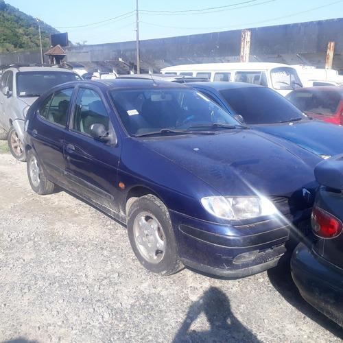 Renault Megane Rt 2.0 8v 1999 Sucata Somente Peças