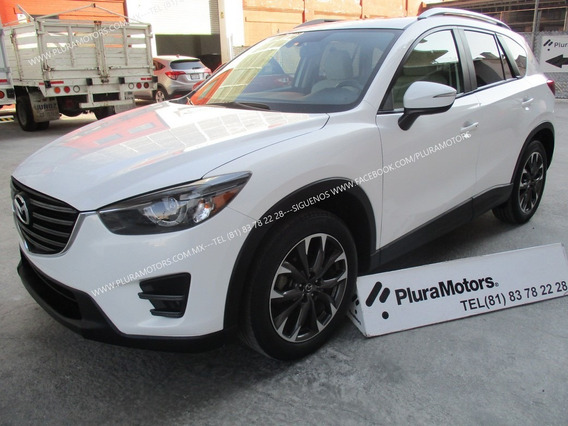 Mazda Cx-5 Grand Touring 2016 Quemacocos Gps $289,000
