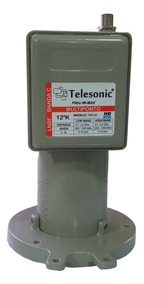 Kit C/ 10 Multiponto Banda Estendida-filtro Wi-max-telesonic