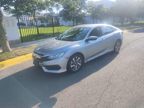 Imagen 1 de 9 de Honda Civic 2018 2.0 Ex Mt