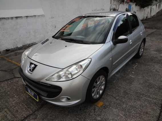 Peugeot 207 1.6 Xs 16v Flex 4p Automático